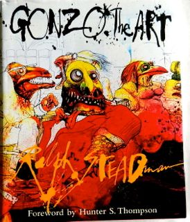 Image for Gonzo the Art