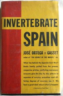 Image for Invertebrate Spain