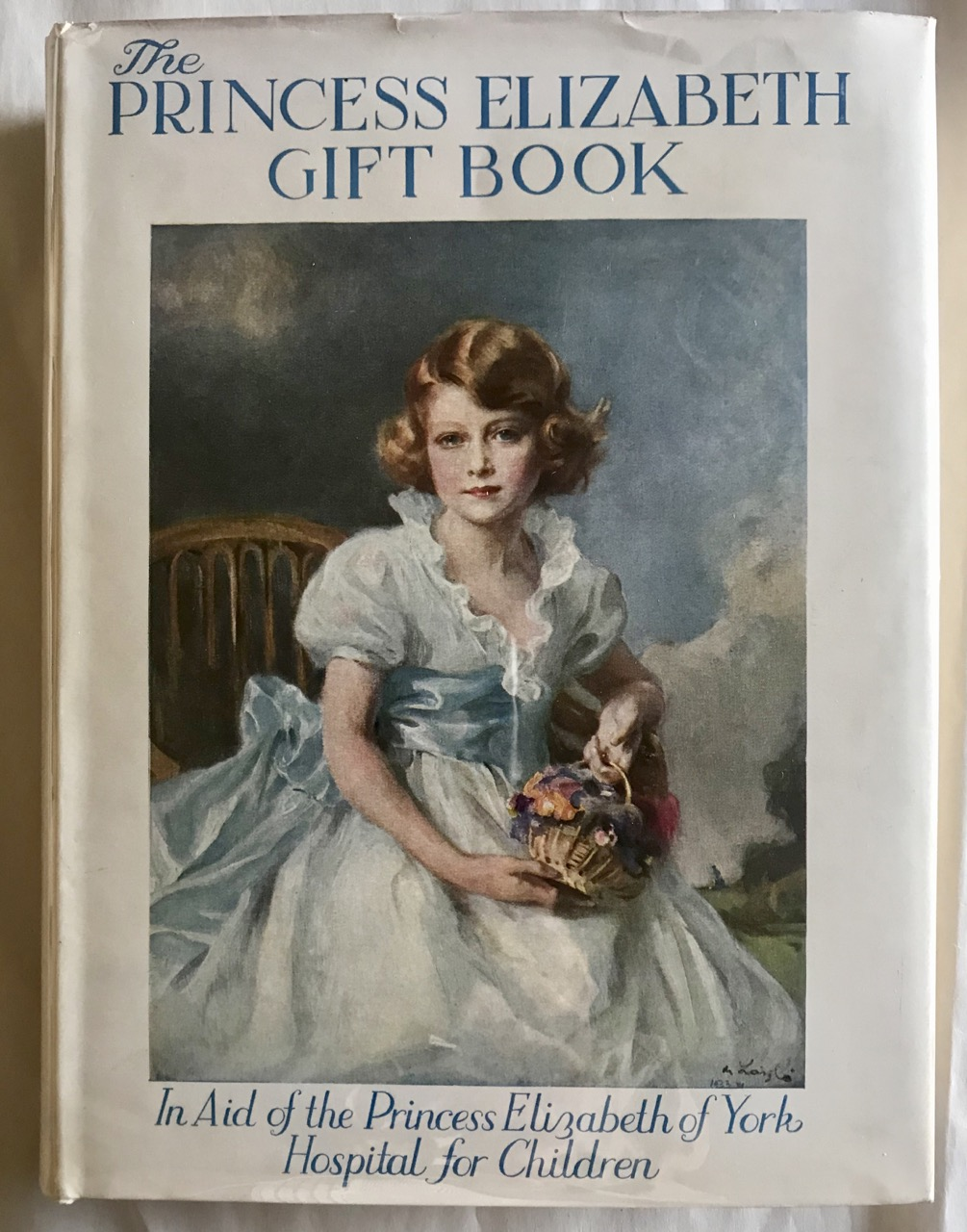 Image for Princess Elizabeth Gift Book