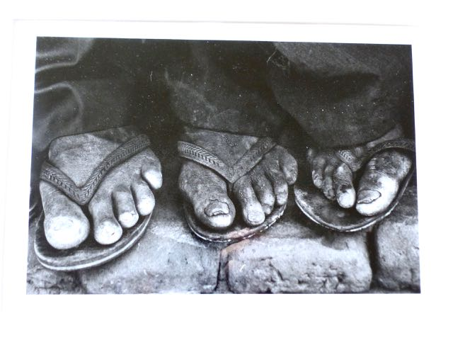 Image for Worker's Feet, Brazil, 1983