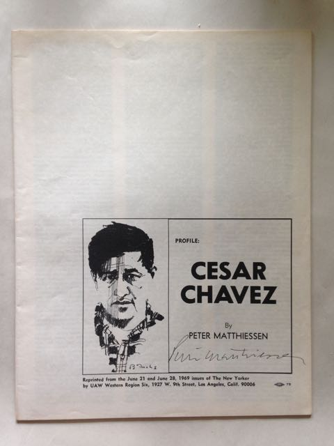 Image for Profile: Cesar Chavez