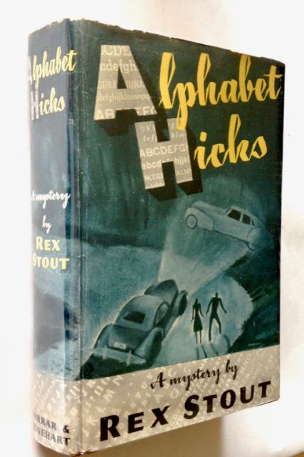Image for Alphabet Hicks