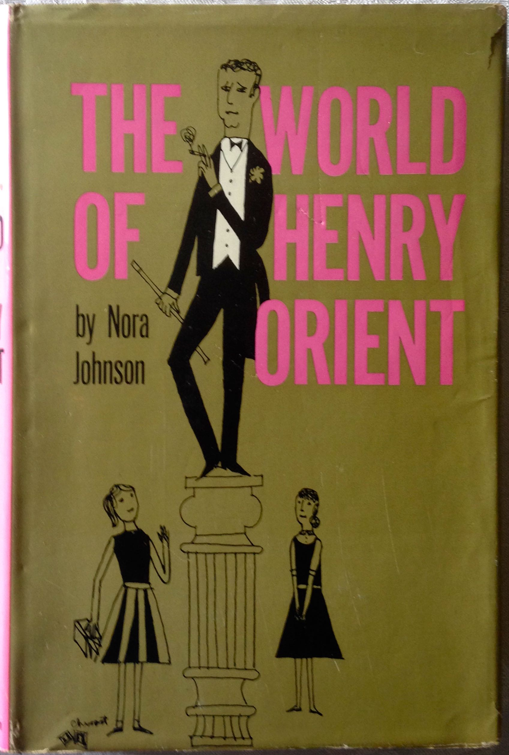 Image for The World of Henry Orient
