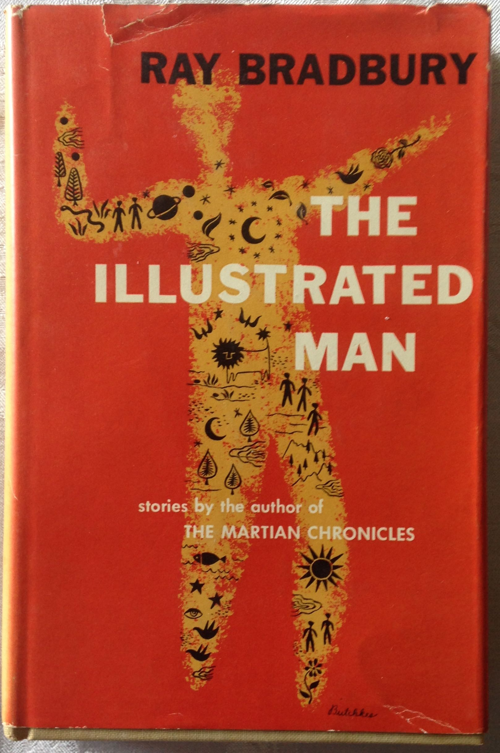 Image for The Illustrated Man