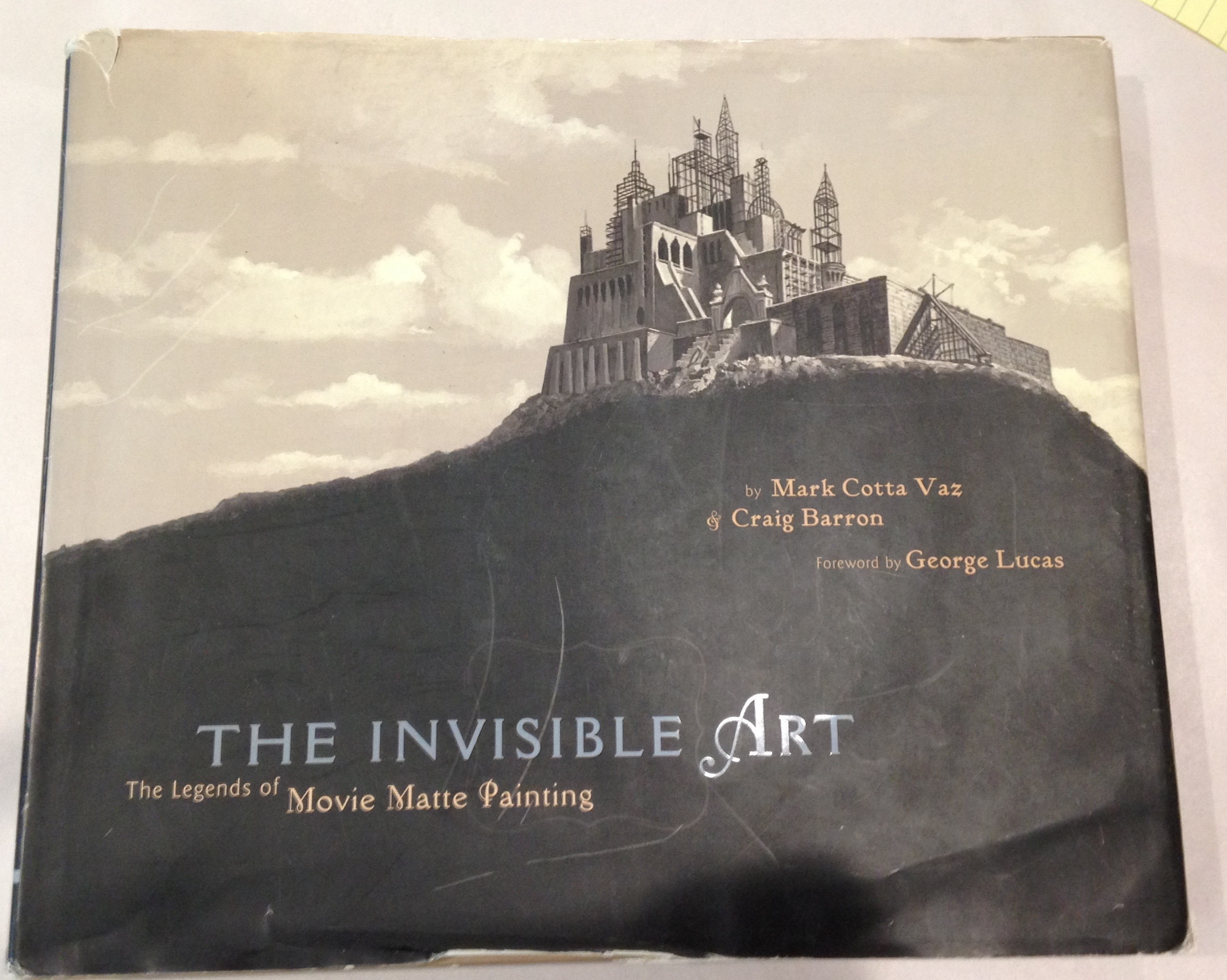 Image for The Invisible Art