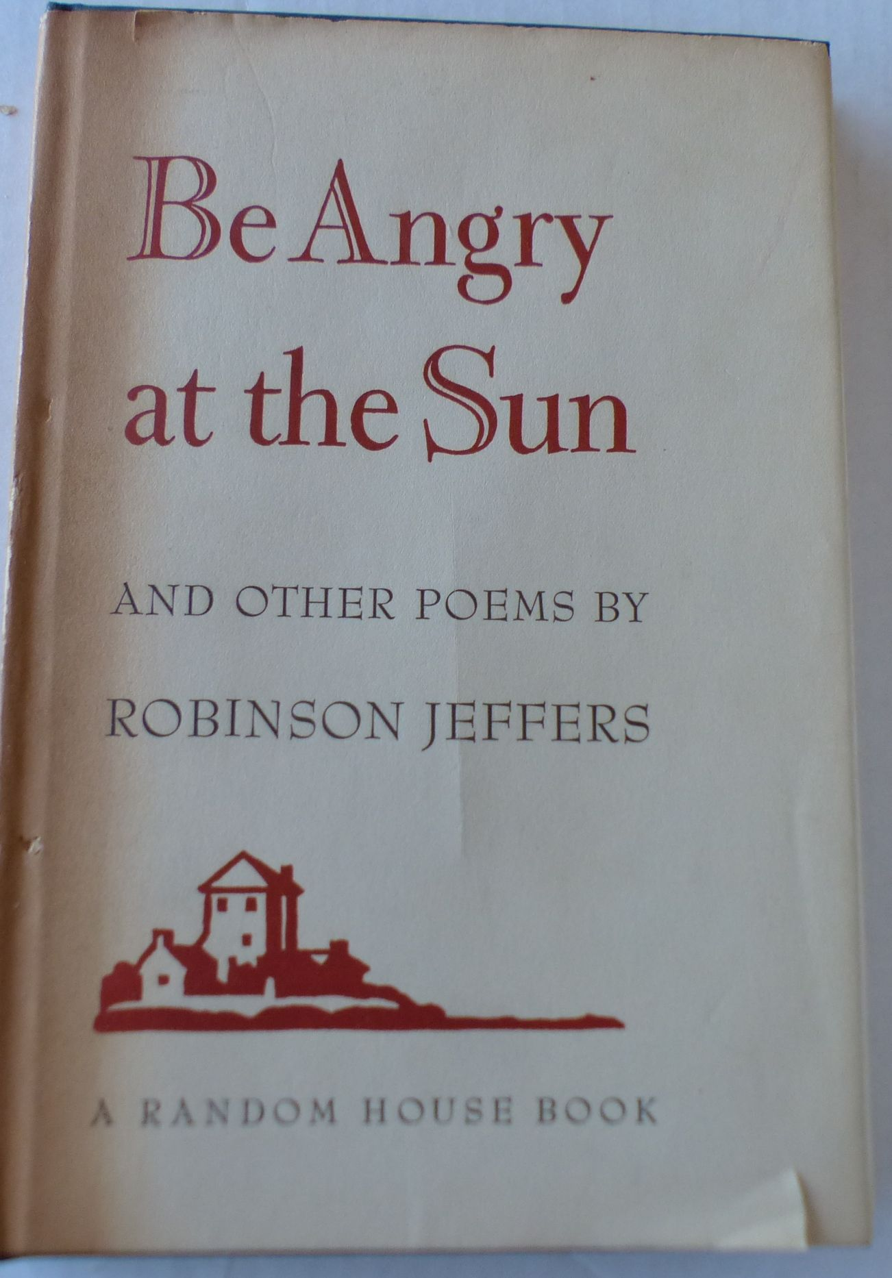 Image for Be Angry at the Sun