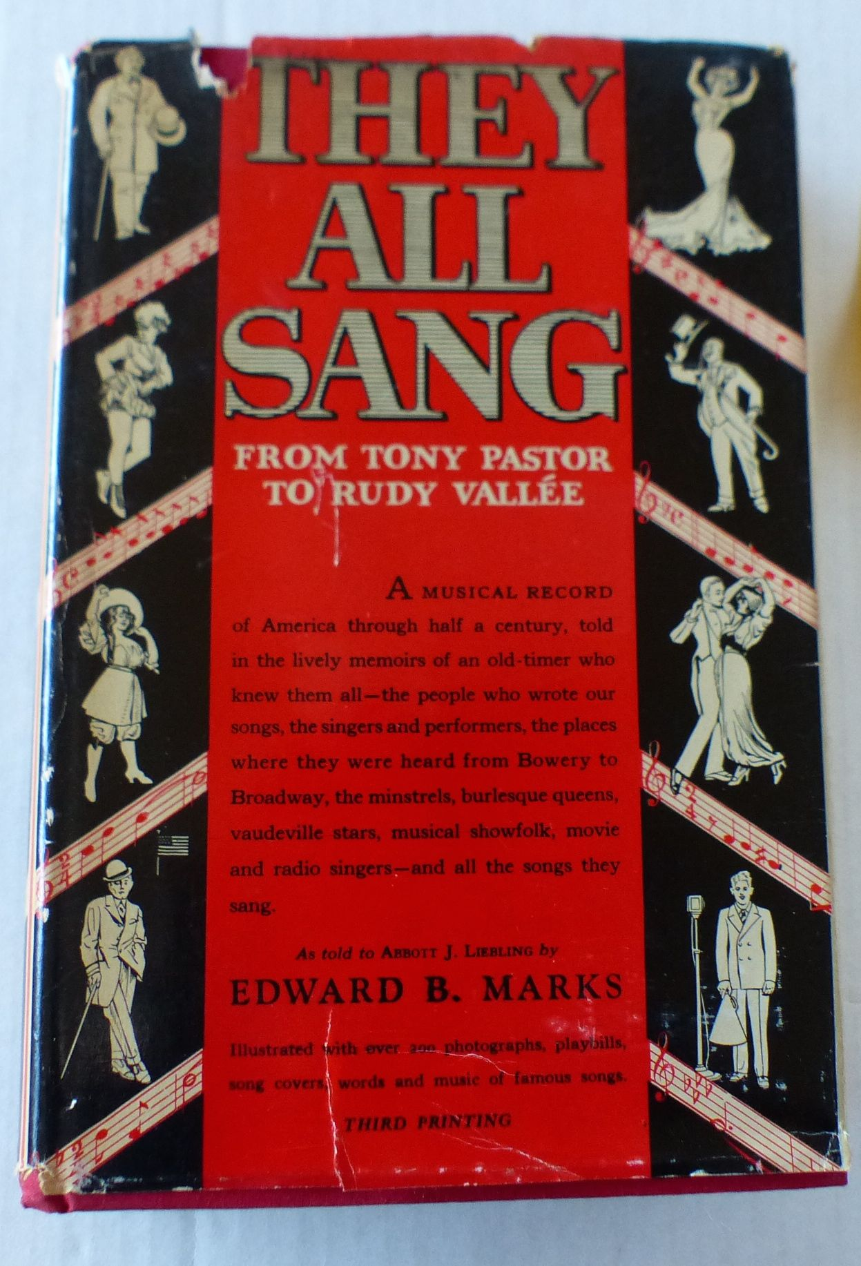 Image for They All Sang