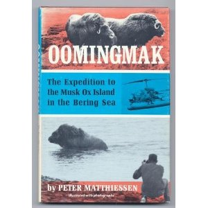 Image for Oomingmack: The Expedition to the Musk Ox Island in the Bering Sea