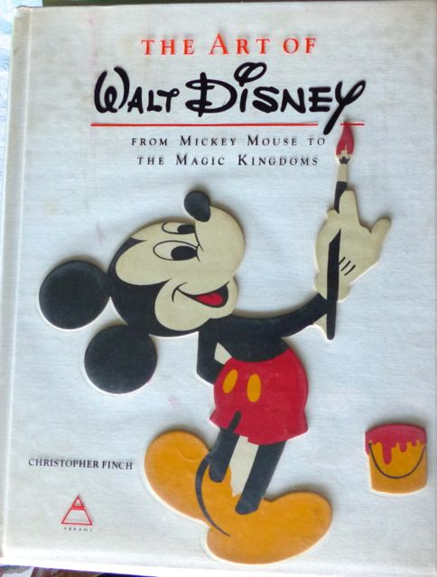 Image for The Art of Walt Disney . From Mickey Mouse to the Magic Kingdoms