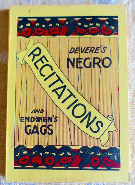 Image for e Vere's Negro Sketches and Endmen's Gags