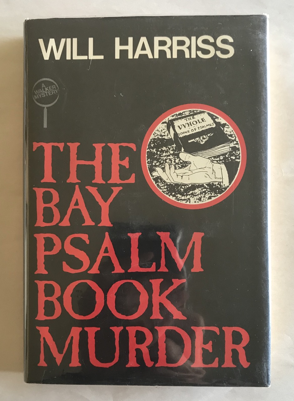 Image for The Bay Psalm Book Murder [inscribed with added ALS]