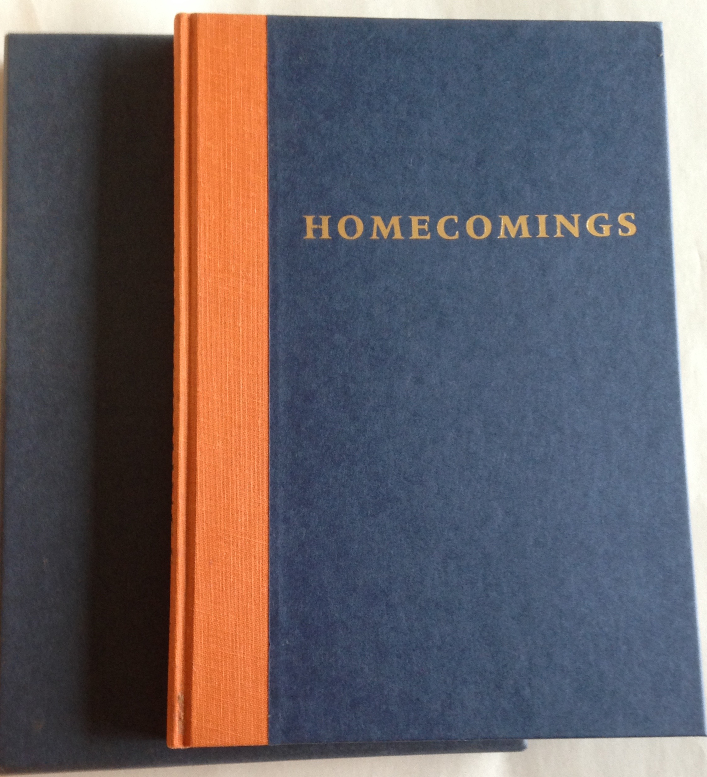 Image for Homecomings