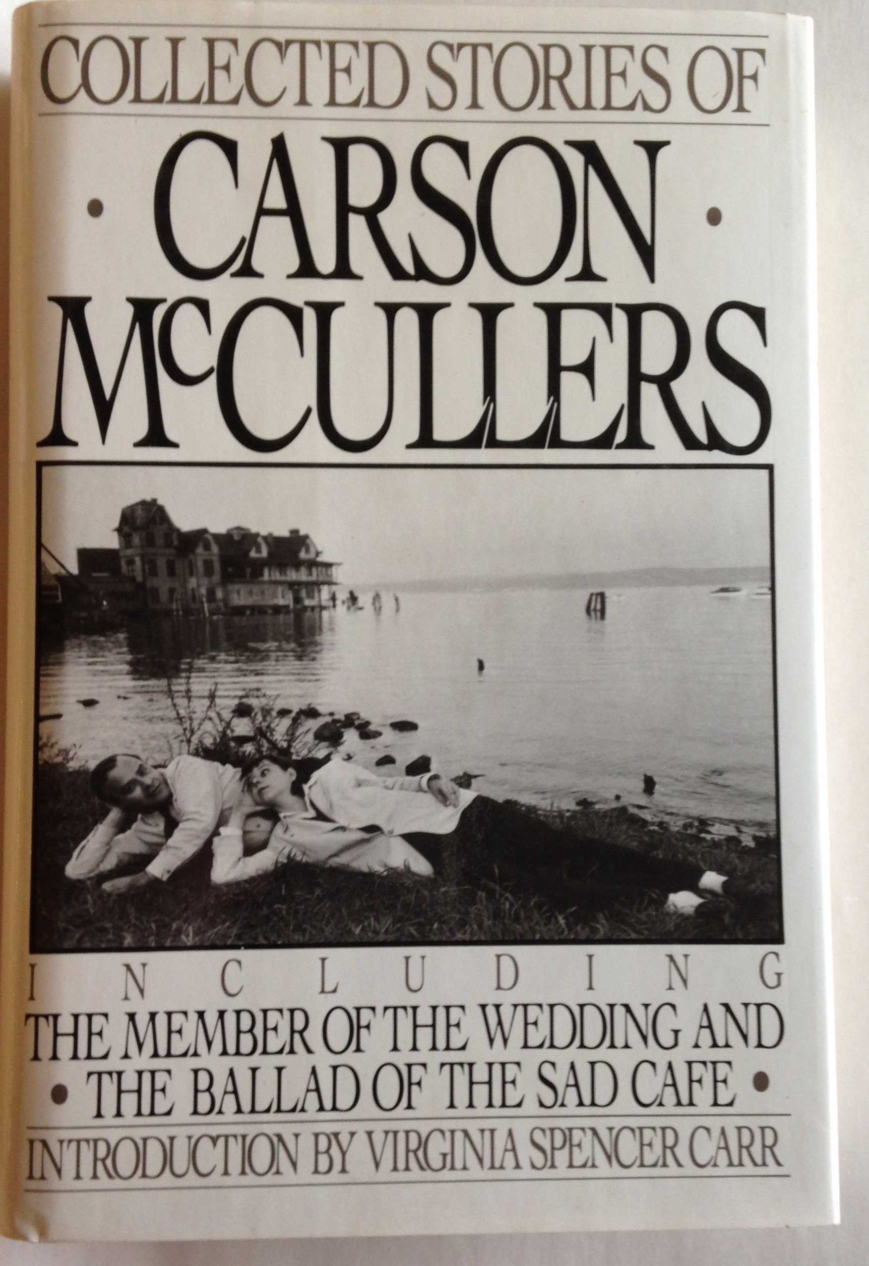 Image for Collected Stories of Carson McCullers