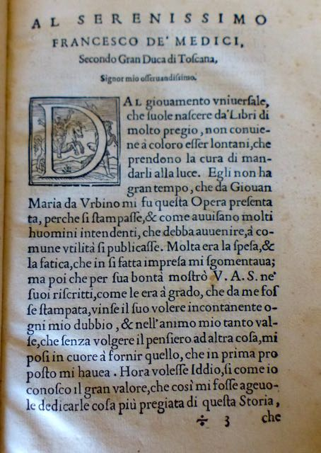Image for Storie della citta di Firenze dal 1410 al 1460….. Books 1-4. [Stories of the City of Florence from the year 1410 to 1460. Written in the same times …