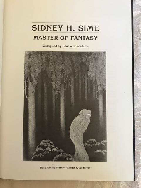 Image for Sidney H. Sime - Master of Fantasy