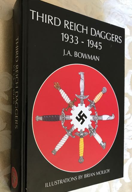 Image for Third Reich Daggers, 1933 to 1945