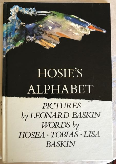 Image for Hosie's Alphabet