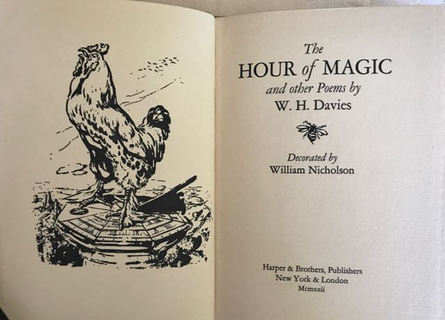 Image for HOUR OF MAGIC AND OTHER POEMS, The