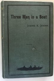 Image for Three Men in a Boat / to say nothing of the dog.