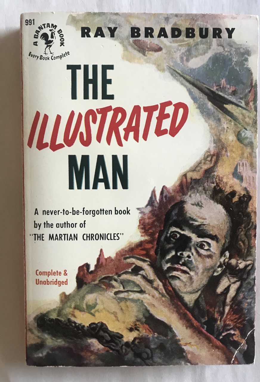 Image for The Illustrated Man - 1st paperback edition (1952)