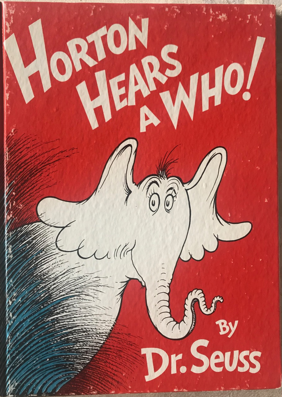 Image for Horton Hears a Who