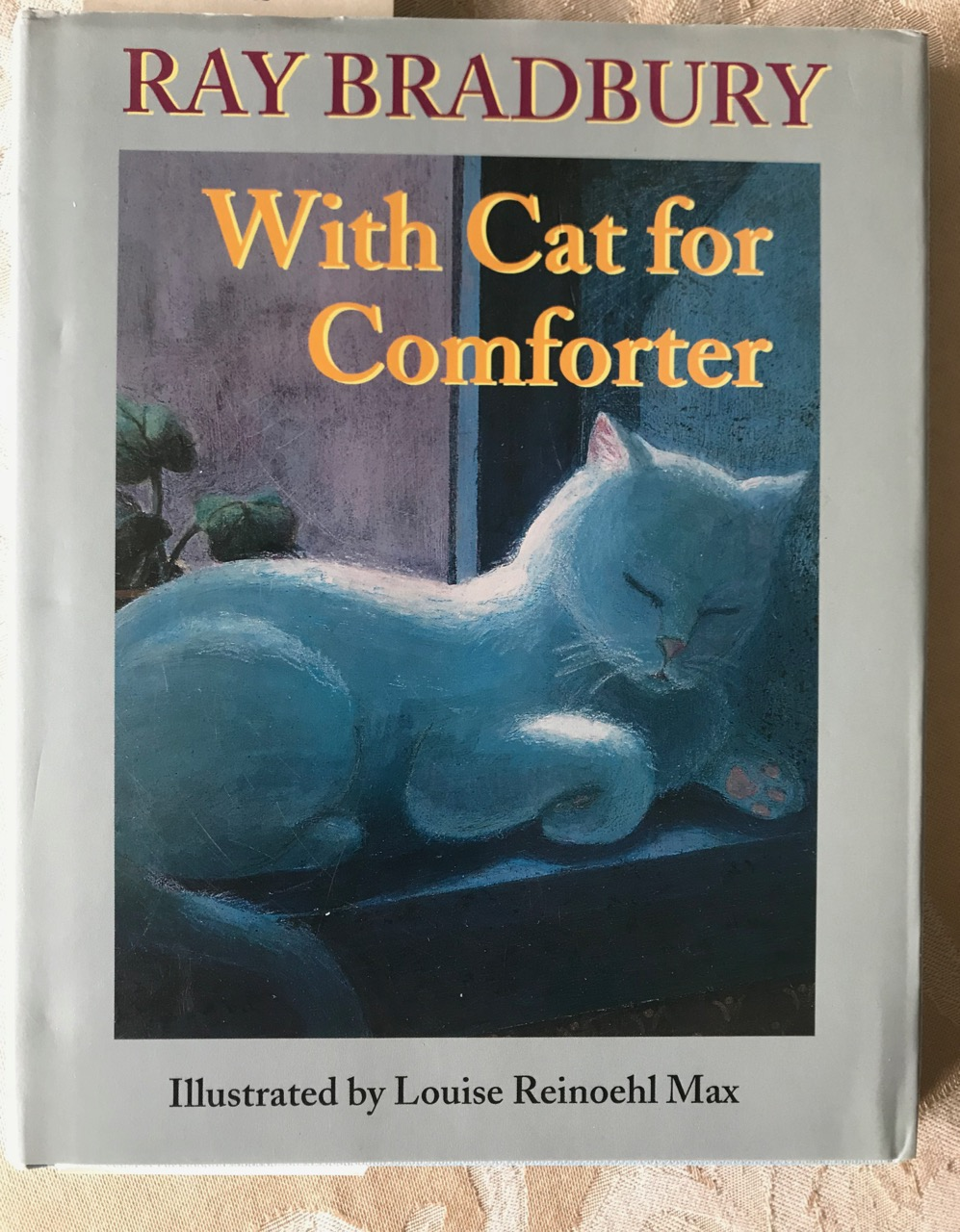 Image for With Cat for Comforter