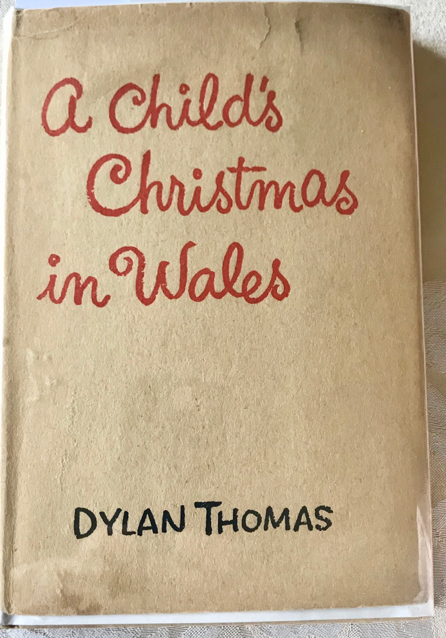 image for a childs christmas in wales
