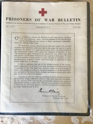 Image for Prisoners of War Bulletin - 14 issues 1943-1955