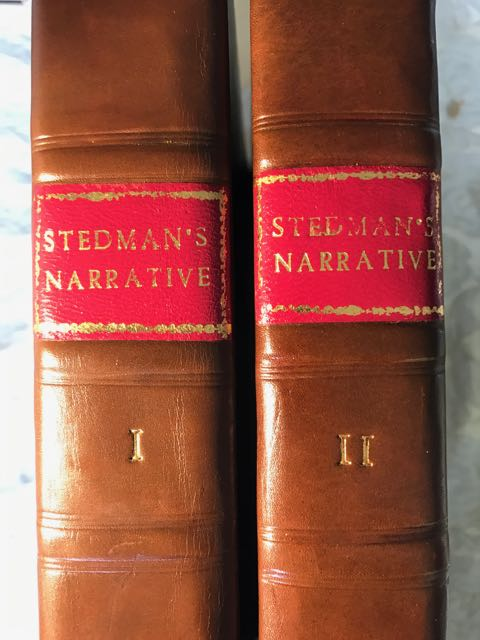 Image for Narrative of a Five Years' Expedition, against the Revolted Negroes of Surinam