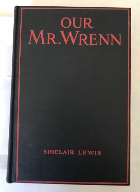 Image for Our Mr. Wrenn