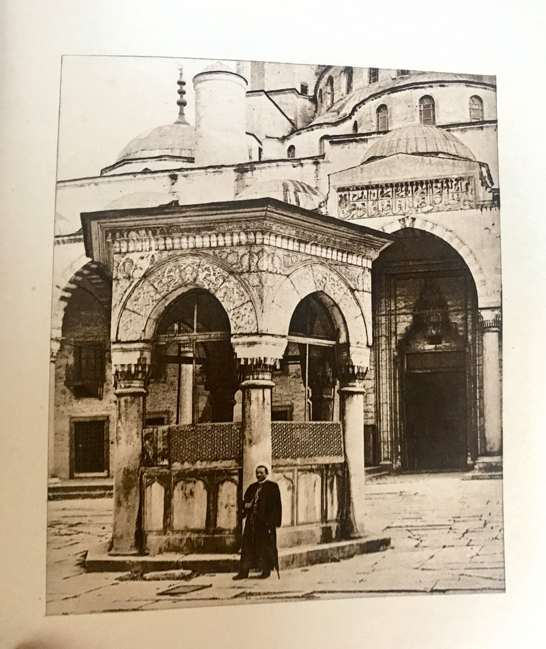 "Image for Constantinople. 1st U.S. edition. ""A cinematographic view of late 19th century Istanbul"""