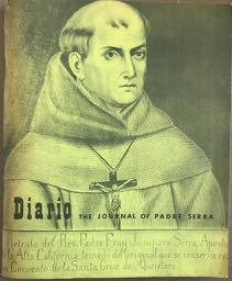 Image for Diario / The Journal of Padre Serra translated by Ben F. Dixon