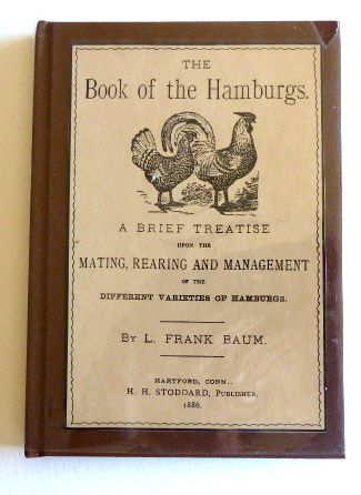 Image for The Book of the Hamburgs