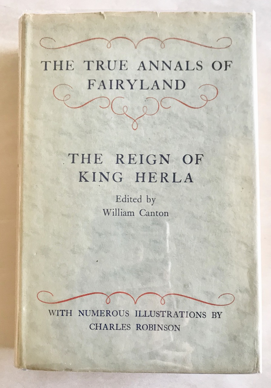 Image for The True Annals of Fairyland - The Reign of King Herla