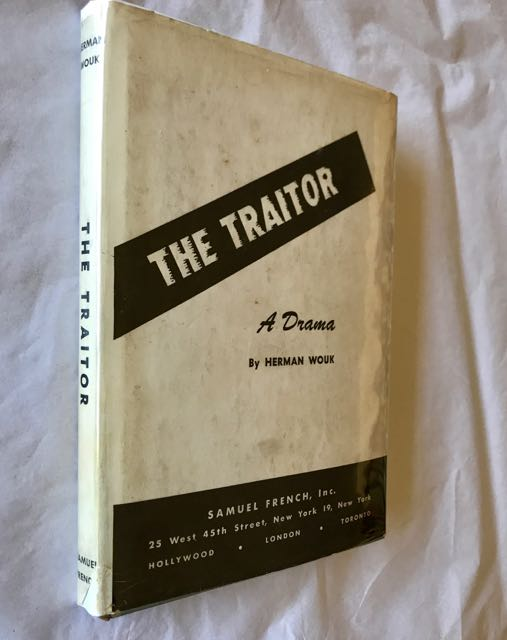 Image for The Traitor / A Drama