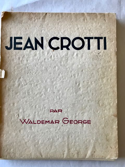 Image for Jean Crotti