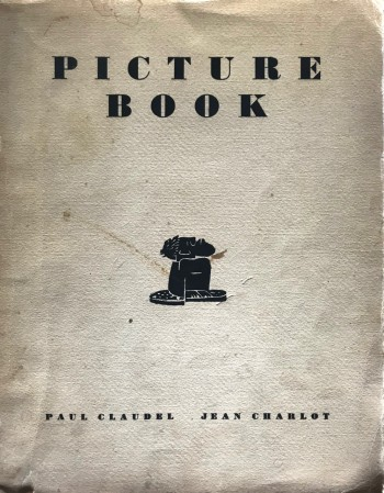 Image for Picture Book: 32 Original Lithographs By Jean Charlot, Inscriptions by Paul Claudel. #127/500