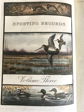 Image for Feathered Game, From a Sporting Journal - Deluxe edition, #47/50 - Presentation Copy