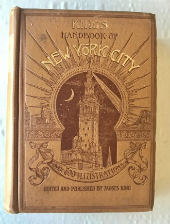 Image for King's Handbook Of New York City; An Outline History and Description of the American Metropolis