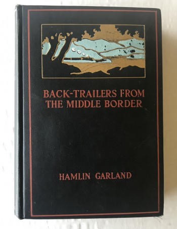 Image for Back-Trailers from the Middle Border [Association copy with signature of Rudyard Kipling]