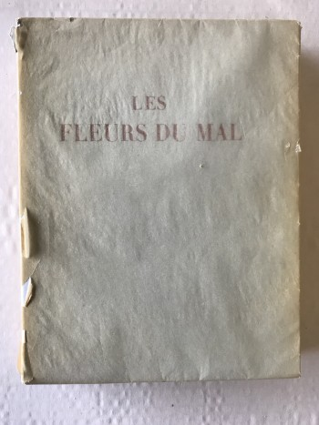 Image for LES FLEURS DU MAL [Limited Editions Club]