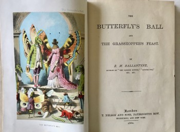 Image for The Butterfly's Ball and the Grasshoppers Feast