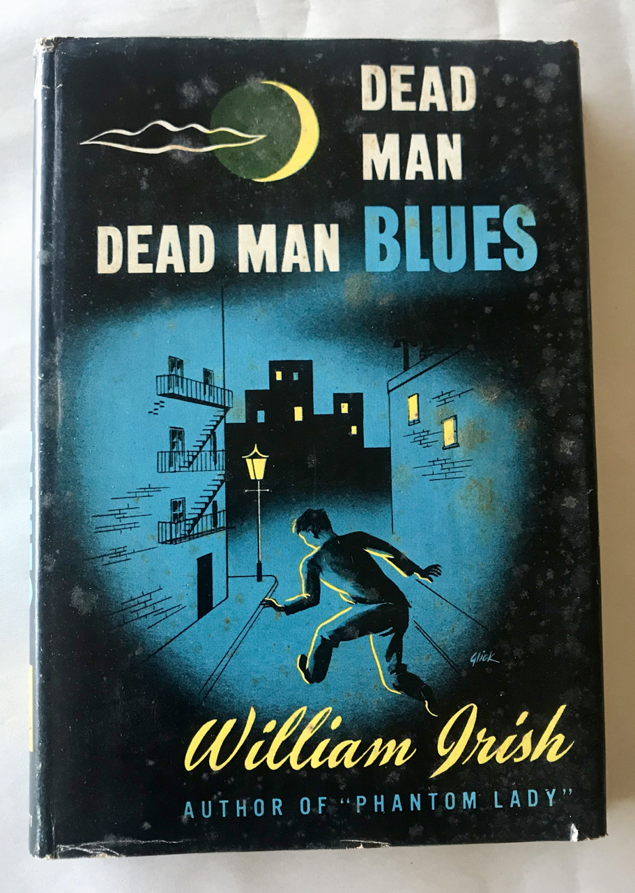 Image for Dead Man Blues