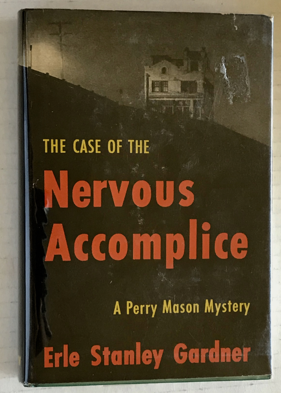 Image for The Case of the Nervous Accomplice / A Perry Mason Mystery