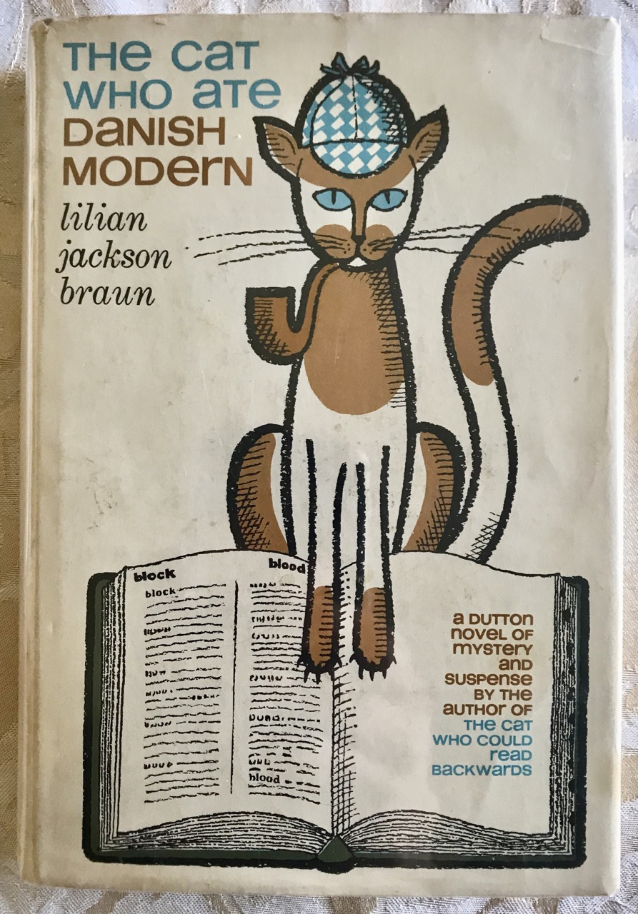Image for The Cat Who Ate Danish Modern