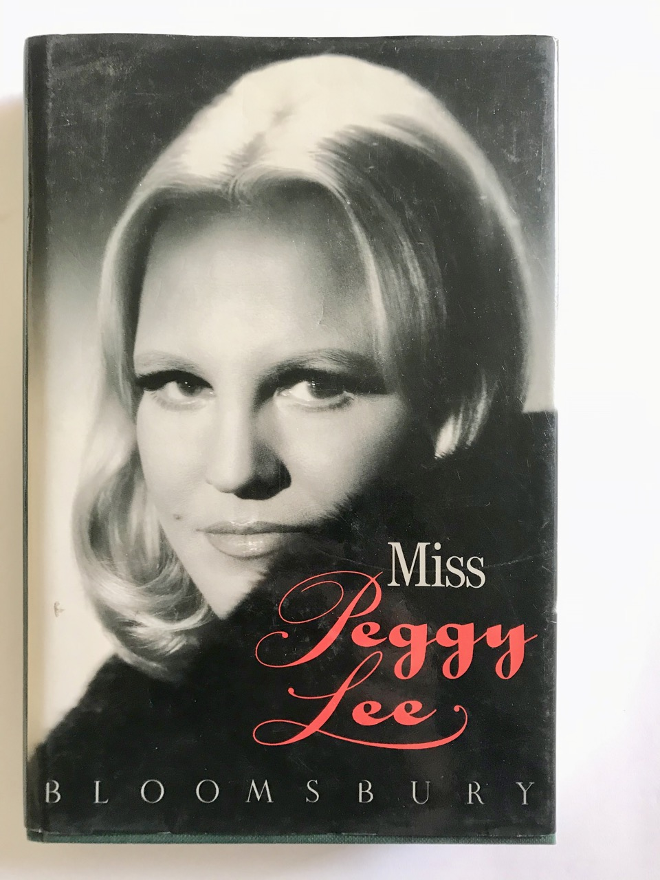 Image for MISS PEGGY LEE (Signed, Presentation Copy)