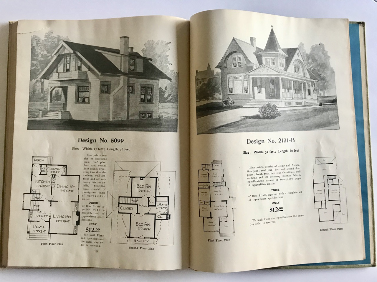 Image for Radford's Bungalows; Unique Collection of 208 Designs