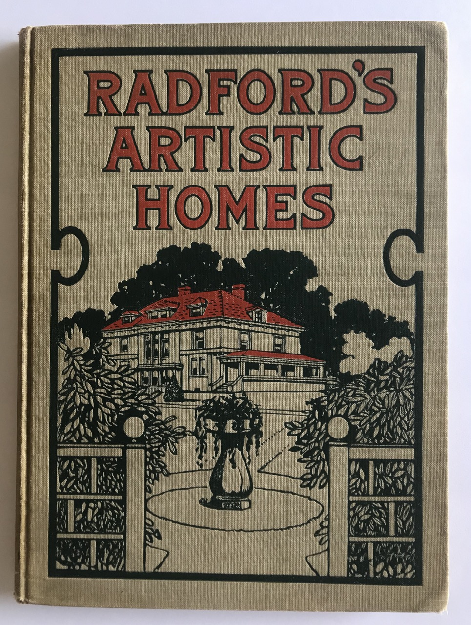 Image for Radford's Artistic Homes