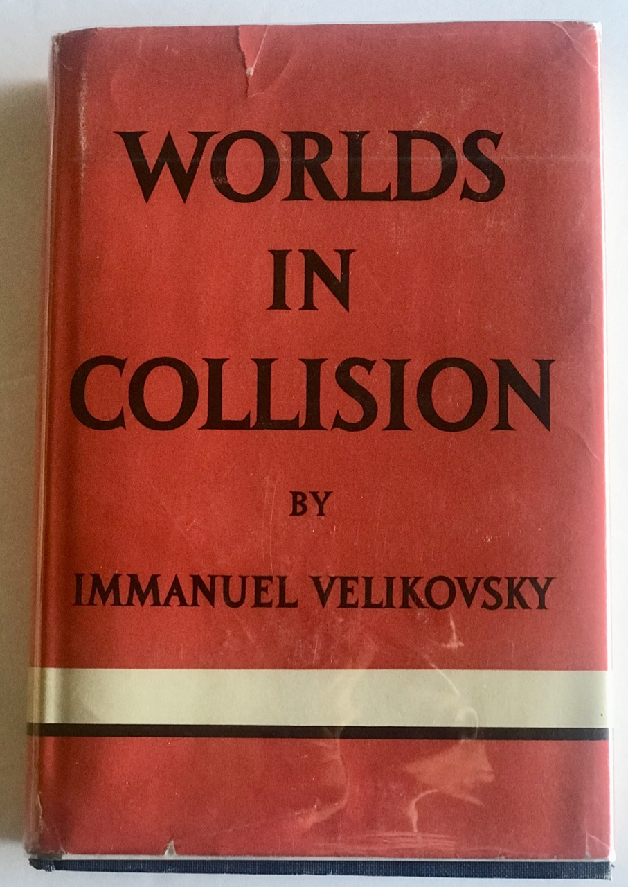 Image for Worlds In Collision