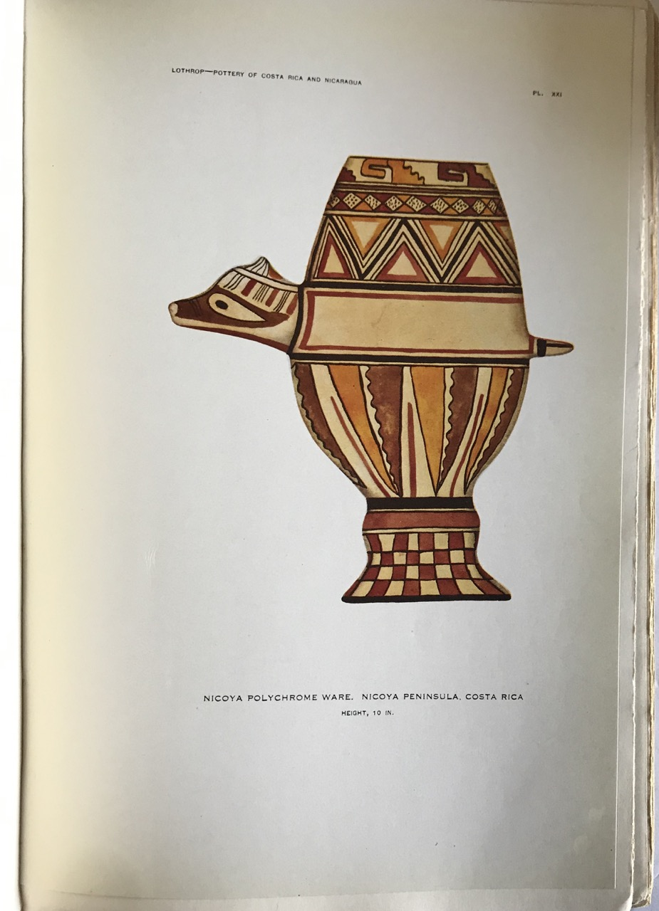 Image for Pottery of Costa Rica and Nicaragua (2 Vols.)